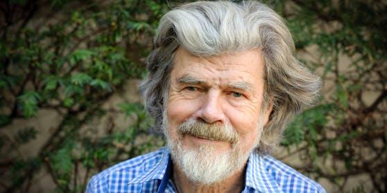 Reinhold Messner, italienischer Extrembergsteiger, Abenteurer und Buchautor. Jetzt heiratet er zum dritten Mal.
