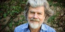 Reinhold Messner heiratet - sie ist 36 Jahre jünger