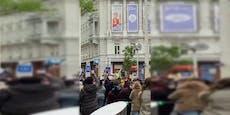 Antisemitismus bei Demo in Wien: Nun wird ermittelt