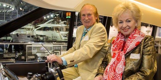 Klaus und Ingrid waren über 60 Jahre verheiratet.