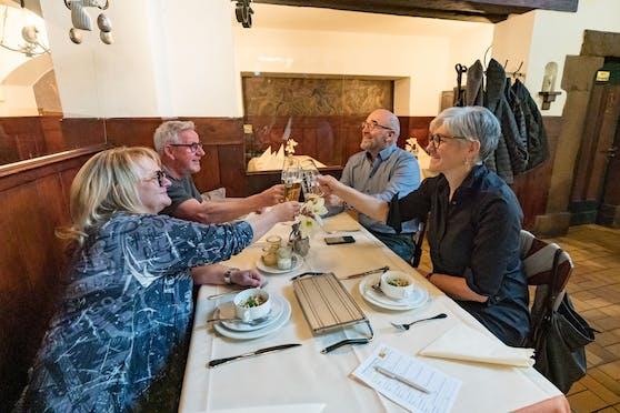 Mit dem 19. Mai 2021 darf die Gastronomie in Österreich wieder aufsperren.