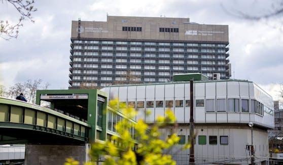 Das Allgemeine Krankenhaus der Stadt Wien (AKH)