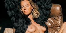 """Mir gefällt das"" – Bergdoktor-Star nackt im ""Playboy"""