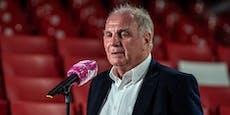 Führt Uli Hoeneß den DFB aus der Präsidenten-Krise?