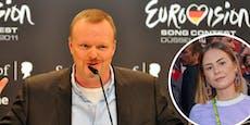 Stefan Raab holt Mathea für seinen Songcontest