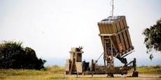 So funktioniert Israels Raketen-Schutzschild Iron Dome