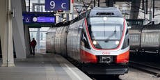 Dauerhupender Zug sorgt für großen Ärger nachts in Wien