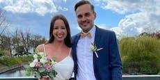 """Bachelorette""-Kandidat hat RTL-Reporterin geheiratet"