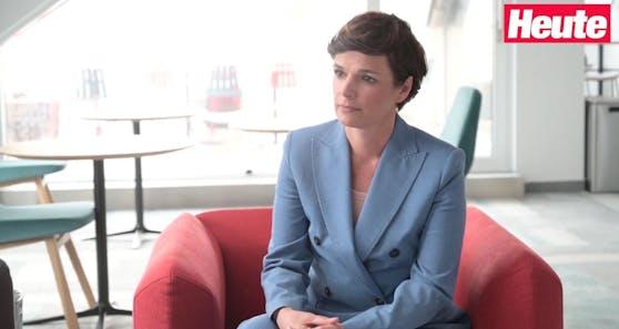 "Rendi-Wagner im ""Heute""-Talk"
