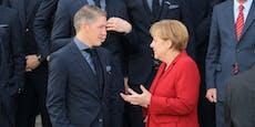 """Schweinsteiger: Merkel als DFB-Chefin? """"Das wäre was"""""""