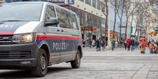 Polizei bemerkte Drogendeal, wurde mit Flasche bedroht