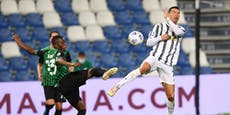 Milan gewinnt 7:0 – Ronaldo zittert um Champions League