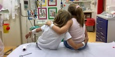 (Blut)-Spenden retten kranken Kindern in Wien das Leben