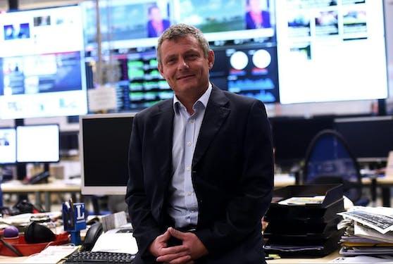 Emmanuel Fleig wird mit April 2022 neuer Co-Geschäftsführer von Heute.at