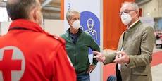 Über 511.000 Niederösterreicher sind bereits geimpft