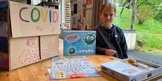 9-Jährige erfand Pandemie-Spiel