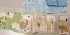 Mann fährt mit 100.000 € zu Wiener Airport – alles weg