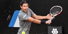 Thiem verkürzt den Rückstand auf Tennis-Ikone Nadal