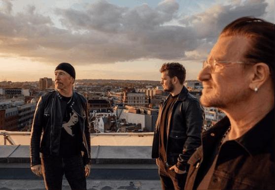 Die offizielle Hymne von Martin Garrix, Bono und The Edge.
