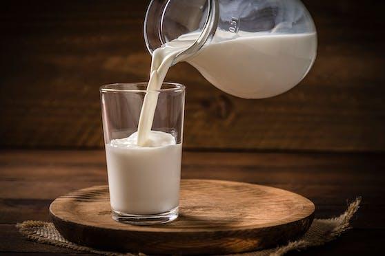 Beim Verzehr von Rohmilch ist besondere Vorsicht geboten.