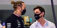 Wolff spricht über Mercedes-Fahrerpaarung für 2022