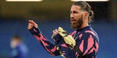 Paris lockt Real-Star Ramos mit Millionen-Handgeld