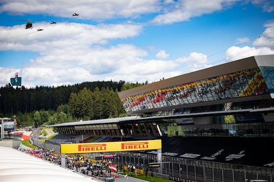 Spielberg wird zwei Wochenenden in Folge zum Nabel der Motorsportwelt.
