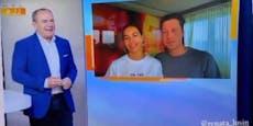 """""""Guter Gangbang"""": Peinlicher Versprecher im Live-TV"""