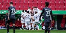 Werder und Köln in Nöten – Augsburg mit Klassenerhalt