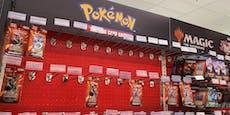 Target verkauft keine Pokémon-Sammelkarten mehr