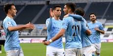 Manchester City gewinnt auch erstes Spiel als Meister