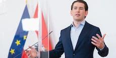 Umfrage zeigt: Sebastian Kurz legt in Kanzlerfrage zu