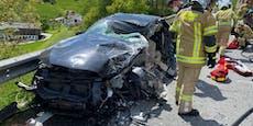 30-Jähriger stirbt bei Frontal-Crash – Ursache unklar