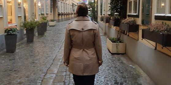 Keine Impfung für die Wienerin Anja M. (34)