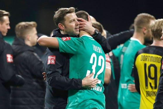 Bremen-Coach Florian Kohfeldt muss gehen