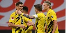 Dortmund und Wolfsburg lösen Champions-League-Ticket