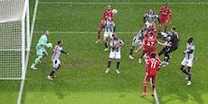 Tormann Alisson köpfelt Liverpool in Minute 95 zum Sieg