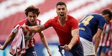 Suarez tritt gegen Barcelona und Trainer Koeman nach