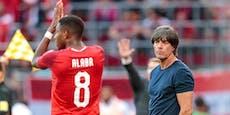 Joachim Löw soll kommende Saison David Alaba coachen