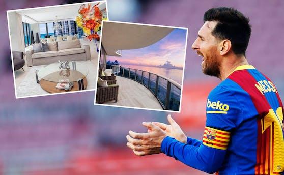 Lionel Messi kauft eine Luxus-Wohnung in Miami