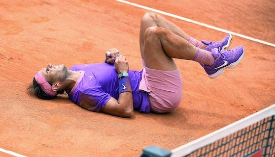 Rafael Nadal gewann das ATP-1000-Turnier in Rom.