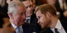 """Royal-Insider: """"Charles wird das Harry nicht verzeihen"""""""