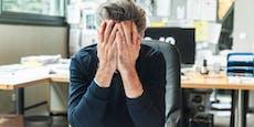 Studie: So viele Menschen sterben an Überarbeitung