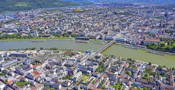 Die LInzer sind durchwegs zufrieden mit der Entwicklung ihrer Stadt.