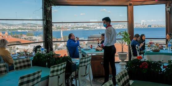 Touristen sind in der Türkei von Ausgangsbeschränkungen ausgenommen.