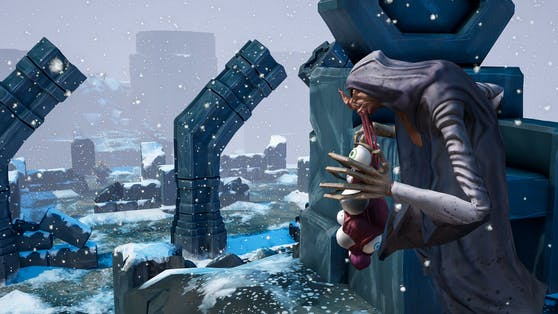"""Erster Teil des """"Valley of the Dormant Gods""""-DLC für """"Gods Will Fall"""" ab sofort erhältlich."""