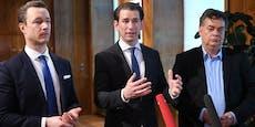 Polit-Zeugnis: ÖVP bleibt überlegen vorn