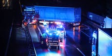 Welser Autobahn nach Lkw-Crash gesperrt