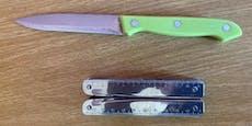 Mann geht in Wien mit Messer auf Ex-Freundin los