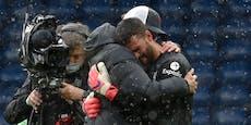 Warum weint der Liverpool-Goalie nach Traumtor?